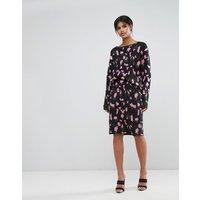 Falda ajustada de camuflaje de conjunto de Max&Co