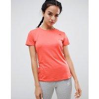 Adidas Freelift Prime T-shirt In Orange - Orange