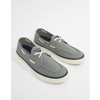 Sperry Topsider Sneaker Boat Shoes In Grey - Grey