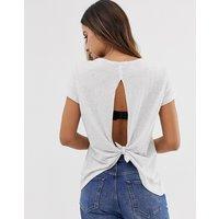 G-star Beraw Open Back Knot Detail T-shirt