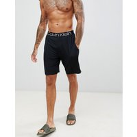 Calvin Klein Evolution Lounge Shorts - Black