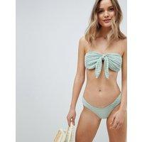 Montce Uno bikini Bottom - Pistachio