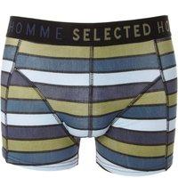 Selected Stripe Trunks - Blue