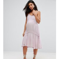 ASOS MaternityASOS Maternity Washed Midi Sundress - Lilac