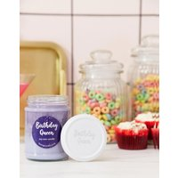 Flamingo Candle birthday queen soy wax ombre candle - Multi
