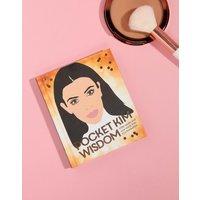 Kim Pocket Wisdom Quotes Book - Multi