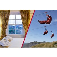 Zip World Titan Experience With Overnight Stay At The Royal Victoria Snowdonia Picture