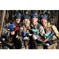 Family Paintballing Experience Picture
