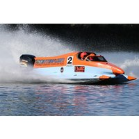 F1 High Speed Passenger Boat Ride - F1 Gifts