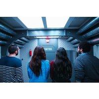Escape Room Game For Three People With Hint Hunt Picture