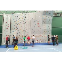 Indoor Climbing For Two With Savage Adventures Picture