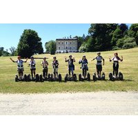 Segway Tutorial And Safari For Two At Devon Country Pursuits Picture