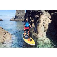 2 for 1 Stand Up Paddleboard Lesson at Harlyn Surf School - Laughing Gifts
