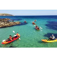 Sea Kayaking for Two at Harlyn Surf School - Kayaking Gifts