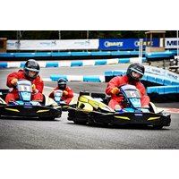Go Karting At Buckmore Park Picture