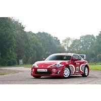 Rally Driving Experience At Oulton Park Picture