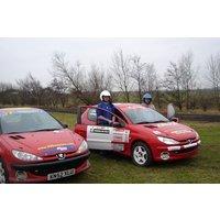 Junior Ferrari And Rally Car Thrill Picture