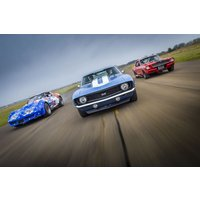 Triple Movie Muscle Car Driving Blast - Movie Gifts