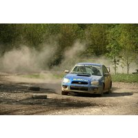 Escort Rs2000 And Impreza Wrx Gravel Rally Driving Experience For One Picture