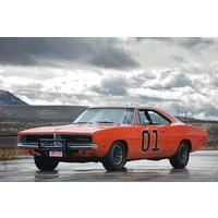 Dukes Of Hazzard General Lee Driving Thrill Experience Picture