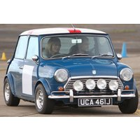 Mini Thrill Driving Experience 6 Laps In Oxfordshire Picture