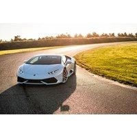 Lamborghini Huracan Blast Picture