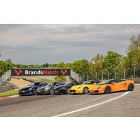 Five Supercar Driving Blast at Brands Hatch - Brands Gifts