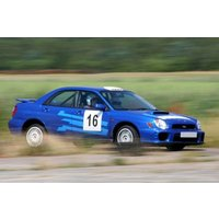 Rally Driving Taster Experience Picture