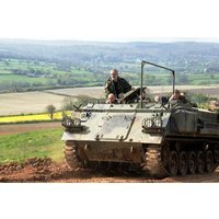 Military Vehicle Driving - Military Gifts