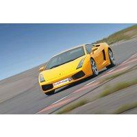 Lamborghini Platinum Thrill At Goodwood For One Picture