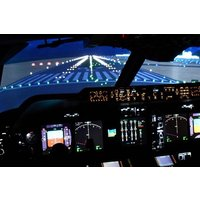90 Minute Motion Flight Simulator Experience Picture