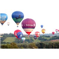 Sunrise Balloon Flight With Champagne For Two Uk Wide Picture