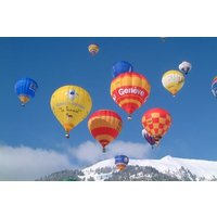 Anytime Balloon Flight With Champagne Uk Wide Picture