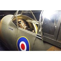 2 For 1 Ww2 Spitfire And Messerschmitt Flight Simulator Experience Picture