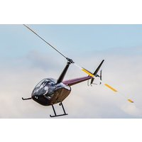 30 Minute Helicopter Flying With Non-alcoholic Bubbly And Chocolate For Two Picture