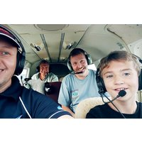 Six-Mile Flight Experience in Durham for Two - Buyagift Gifts