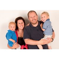 Family Photoshoot With A £50 Off Voucher - Uk Wide Special Offer Picture