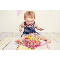 Cake Smash Photoshoot - Special Offer Picture