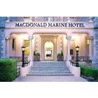 Indulgent Spa Day With Treatment And Cream Tea For Two At A Macdonald Hotel Picture