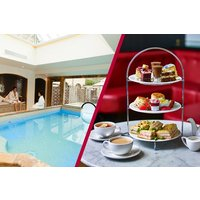 Bannatyne Spa Day with Three Treatments and Afternoon Tea at Caf © Rouge