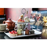 Afternoon Tea for Two with Champagne at Buddha Bar in Knightsbridge - Buddha Gifts