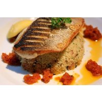 Three Courses with Champagne and Coffee at Langan's Brasserie in Mayfair - Buyagift Gifts