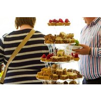 Afternoon Tea With Vineyard Tour For Two At Yorkshire Heart Vineyard And Brewery Picture