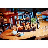 Italian Sparkling Afternoon Tea At Marco Pierre White, Bardolino Birmingham Picture