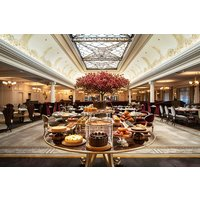 Traditional Afternoon Tea For Two At The Harrods Tea Rooms Picture