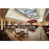 Cream Tea For Two At The Harrods Tea Rooms Picture