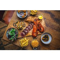 Two Course Meal with Drinks for Two at a Mac and Wild in London - Mac Gifts