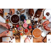 Luxury Chocolate Making Workshop with Prosecco for Two - Luxury Chocolate Gifts