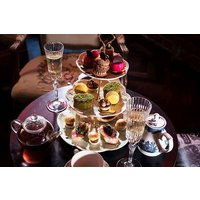 Afternoon Tea With Bottomless Prosecco And Cocktails At Map Maison Picture