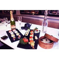 Sushi Afternoon Tea With Bubbles For Two At Inamo Picture